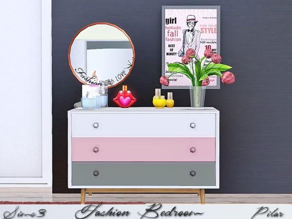 SimControl: Bedroom fashion by Pilar