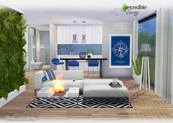 SIMcredible Designs: Energy livingroom