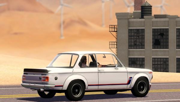 Understrech Imagination: BMW 2002 Turbo