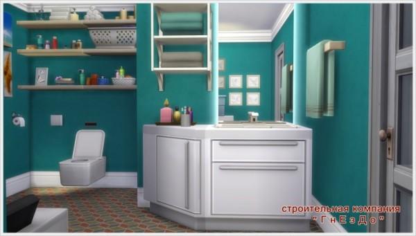 Sims 3 by Mulena: Bathroom Amigo