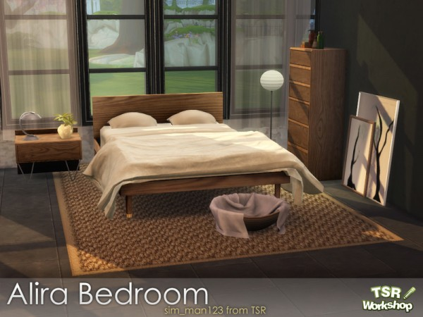 The Sims Resource: Alira Bedroom bysim man123