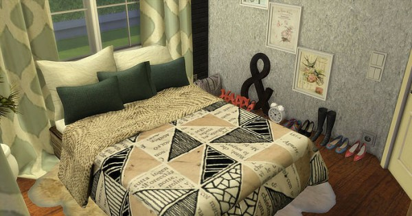 Caeley Sims: Small House
