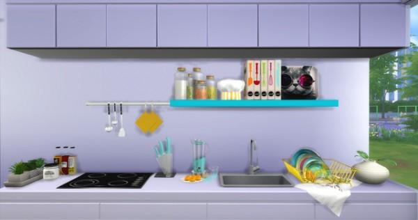 Mony Sims: Tumblr kitchen