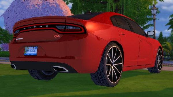 Understrech Imagination: Dodge Charger R/T • Sims 4 Downloads