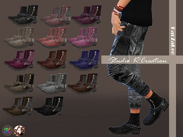 Studio K Creation: Short boots N2