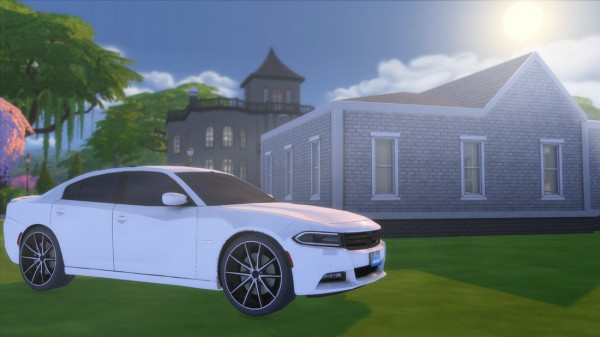 Understrech Imagination: Dodge Charger R/T