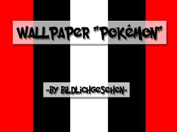 Akisima Sims Blog: Wallpaper Pokémon
