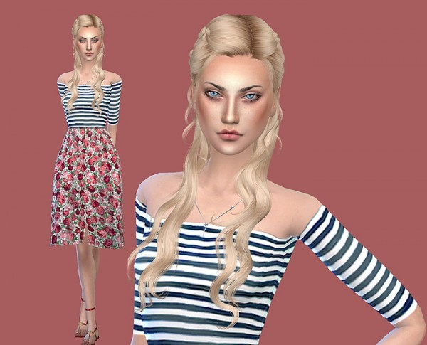 Caeley Sims: Marie Gold