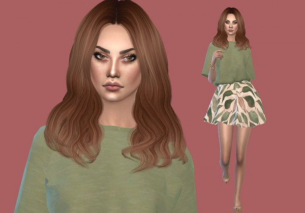Caeley Sims: Luisa Chrellow