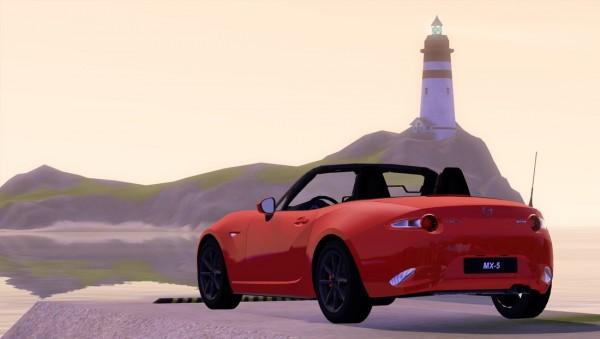 Understrech Imagination: Mazda MX 5