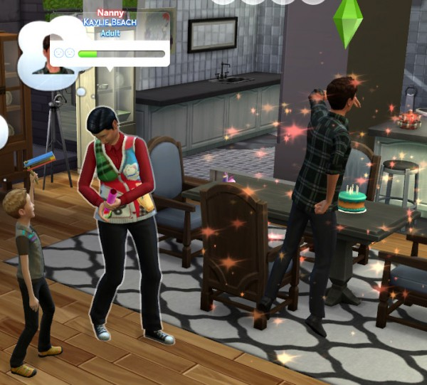 Mod The Sims: Has Met Nanny Aging Fix by Shimrod101