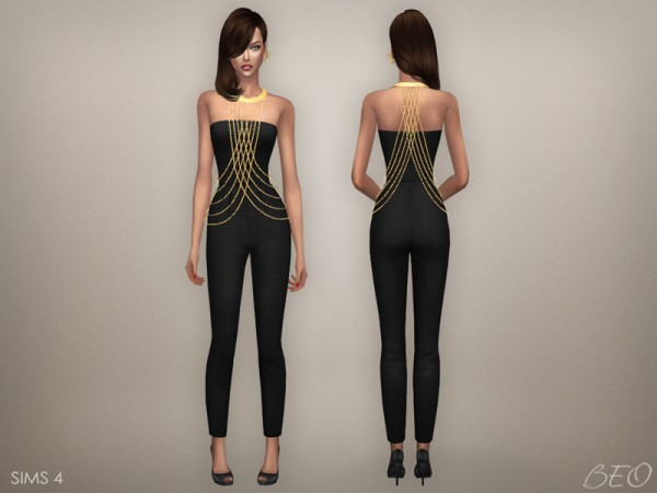 BEO Creations: Body Chains