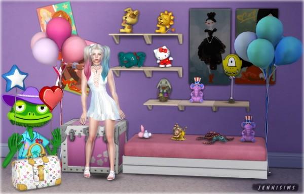 Jenni Sims: Kids Clutter Vol 20
