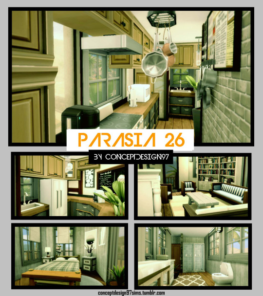 "Simsworkshop: Tropical House ""PARASIA 26"" ( no CC) by ConceptDesign97"