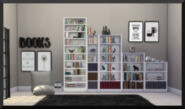 Bookcase Archives O Page 2 Of 3 Sims 4 Downloads