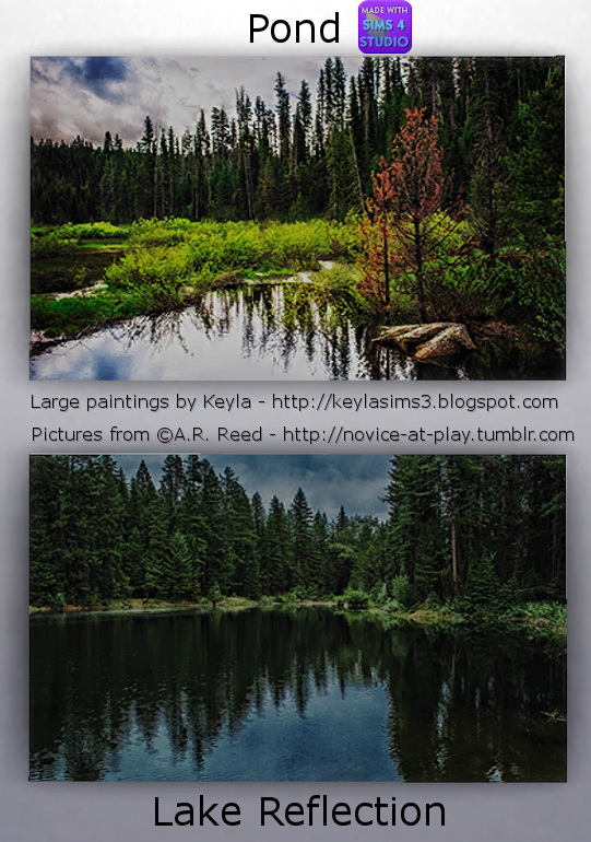 Keyla Sims: Large Paintings