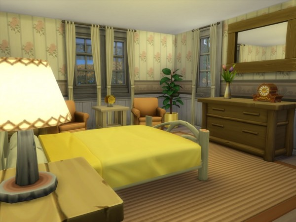 The Sims Resource: The Sunshine house by Sharon337