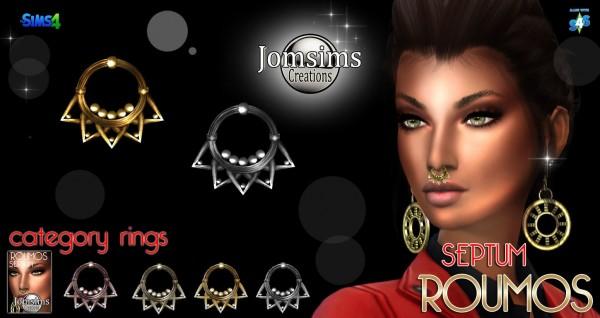 Jom Sims Creations: Roumos Septum