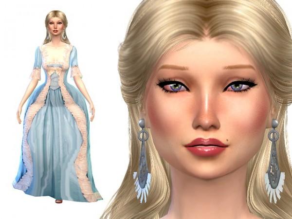 Sims Fans: Flirting Lady poses by lenina 90