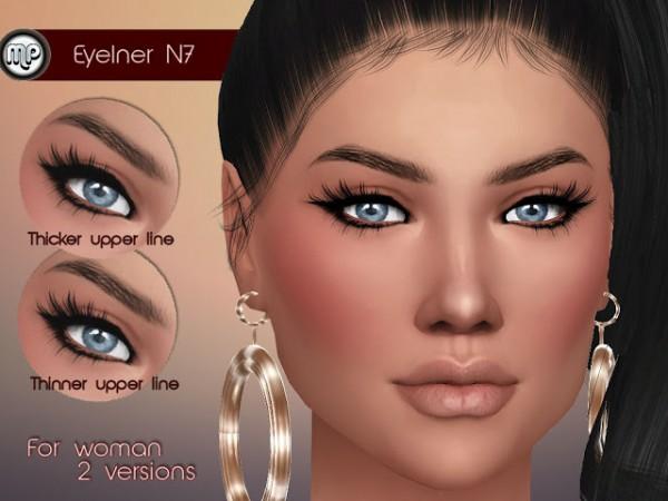 Marty P: Eyeliner N7