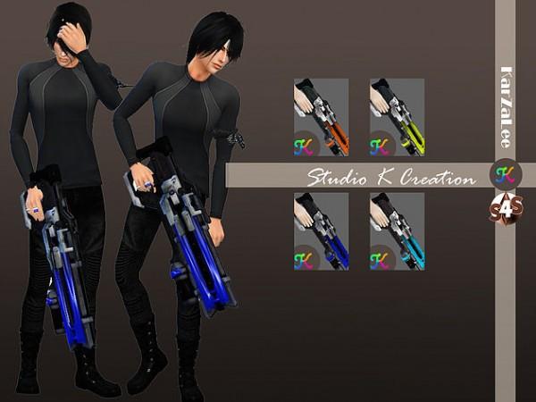 Studio K Creation: Overwatch Soldier76 • Sims 4 Downloads