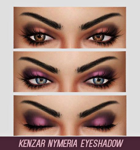 Kenzar Sims: Nymeria eyeshadow