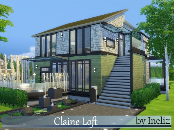 Houses and Lots Archives • Page 60 of 400 • Sims 4 Downloads