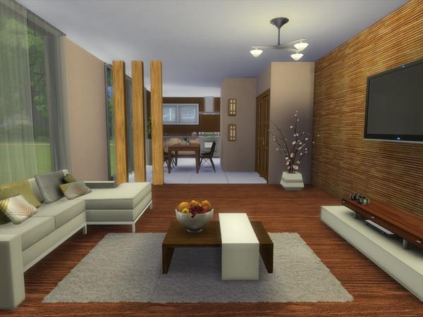 The Sims Resource: Luke livingroom by spacesim