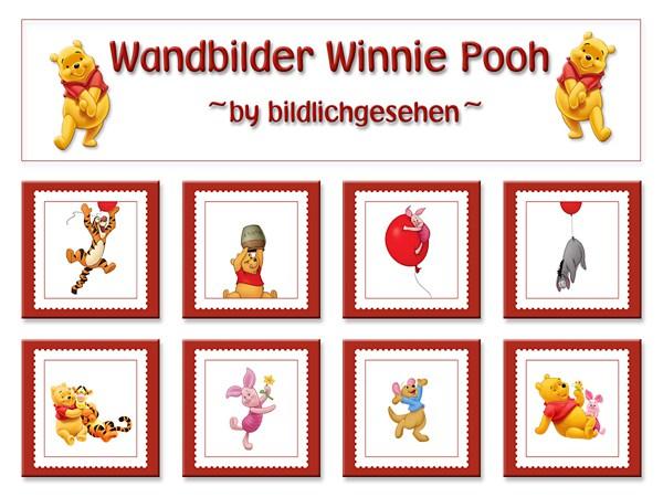 "Akisima Sims Blog: Hand paintings ""Winnie Pooh"""