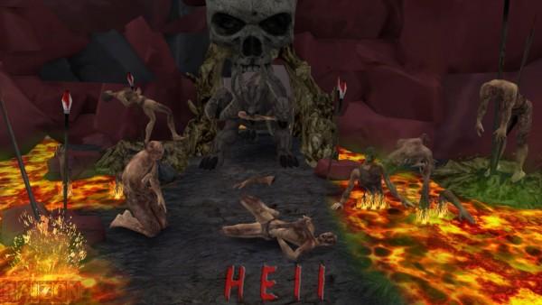 Rumoruka Raizon: Set Hell