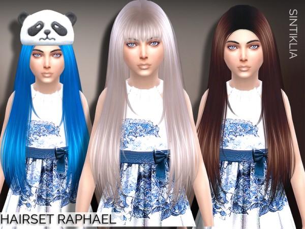 The Sims Resource: Sintiklia   Hairset Raphael child