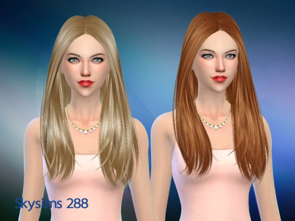 Butterflysims: Skysims donation hairstyle 288