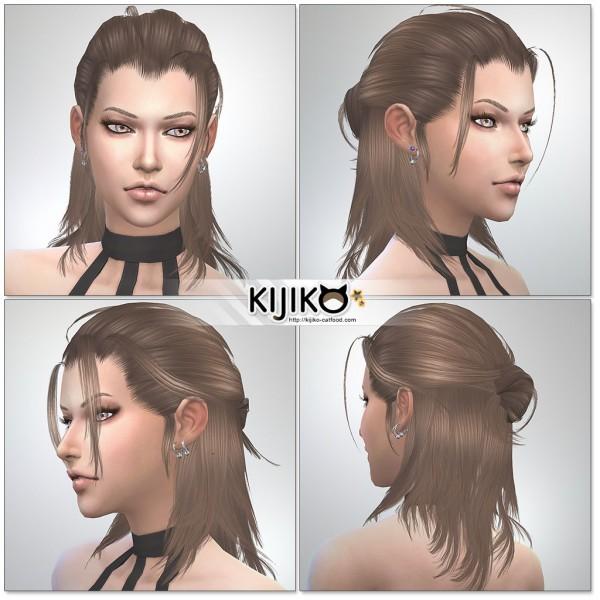 Kijiko: Hair 019 Toyger Kitten retextured