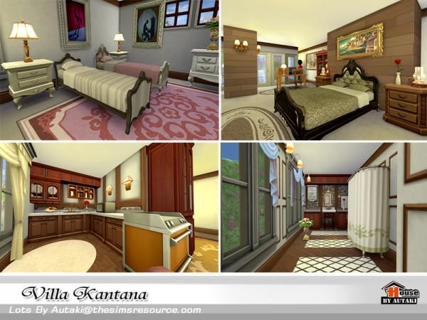 The Sims Resource: Villa Kantana by Autaki
