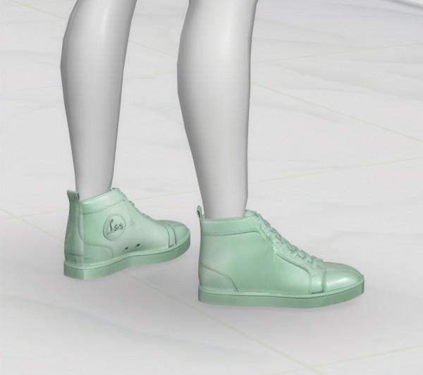 Greenapple18r Sneakers Sims 4 Downloads