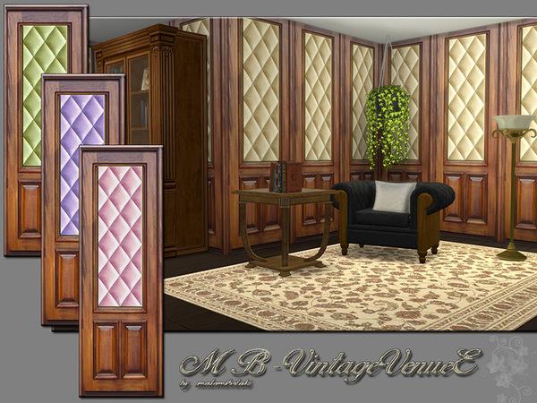The Sims Resource: MB   Vintage Venue E by matomibotaki