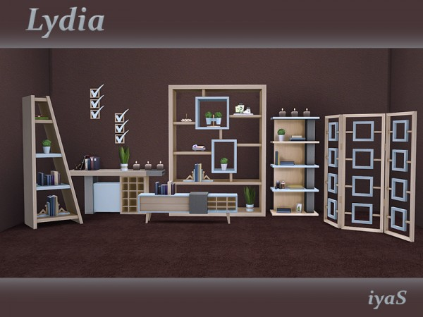 The Sims Resource: Lydia set by Soloriya
