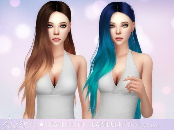 Aveira Sims 4: LeahLillith Heartburn   Retexture