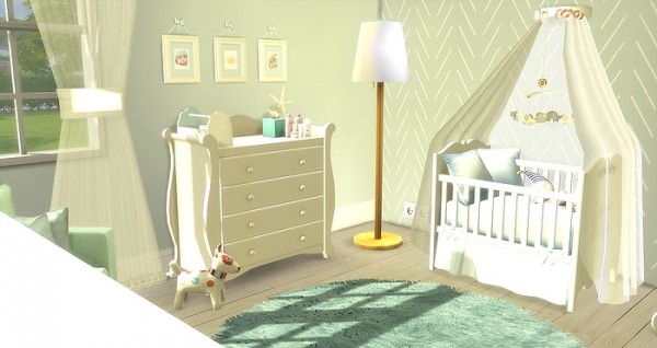 Caeley Sims Tiny Boy Bedroom Sims 4 Downloads