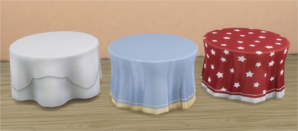 Veranka: 6 Seat Round Dining Tables