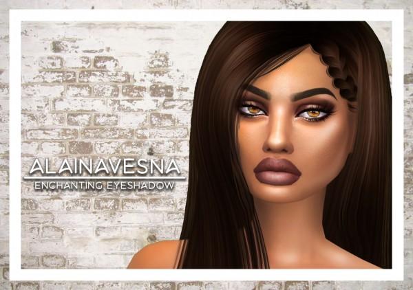 Alaina Vesna: Enchanting Eyeshadow