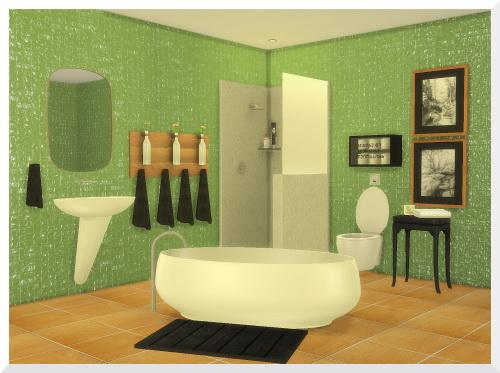 Ksimbleton: Ebba Bathroom