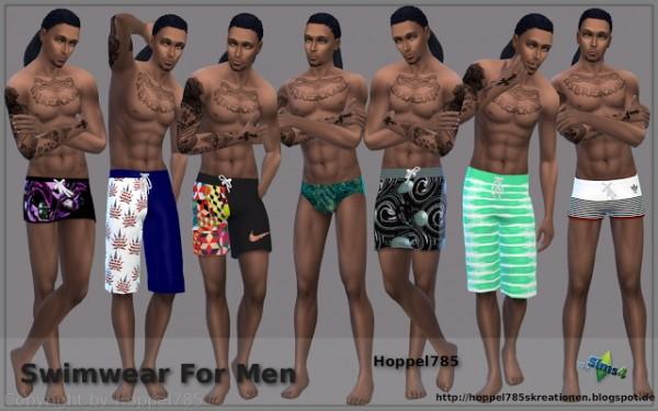 Hoppel785: Swimwear