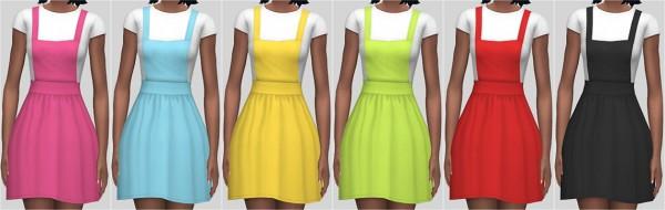 Veranka: Overall Dress