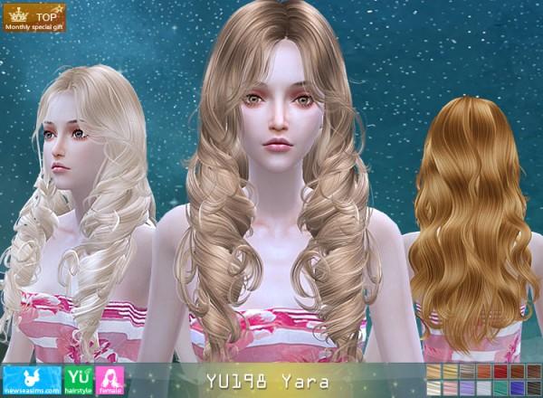 NewSea: YU198 Yara donation hairstyle