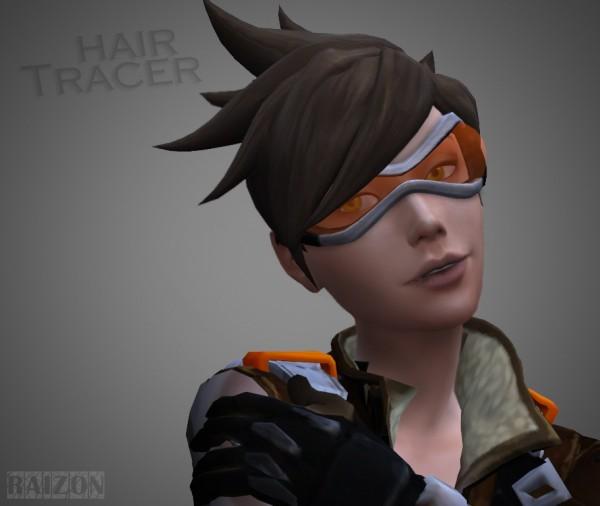 """Rumoruka Raizon: Hair """"Tracer"""""""
