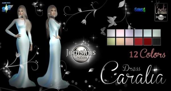 Jom Sims Creations: Caralia dress