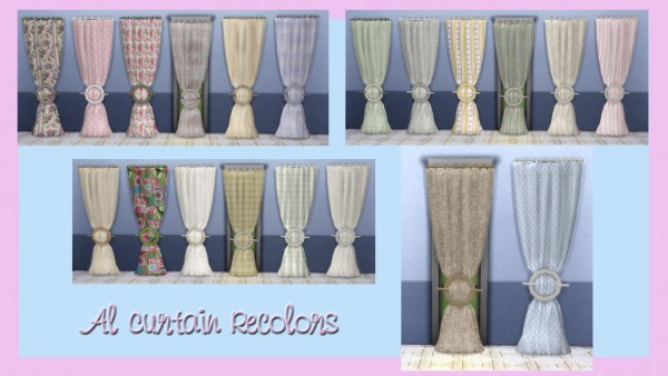 Alelore Sims Blog: Summer breeze collection