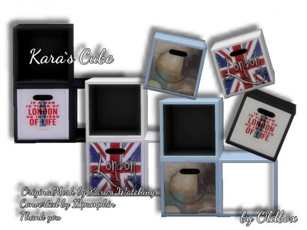 All4Sims: Kara`s Cube by Oldbox