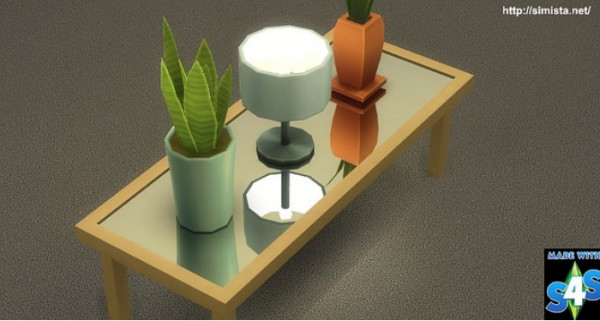 Simista: Table Reflections